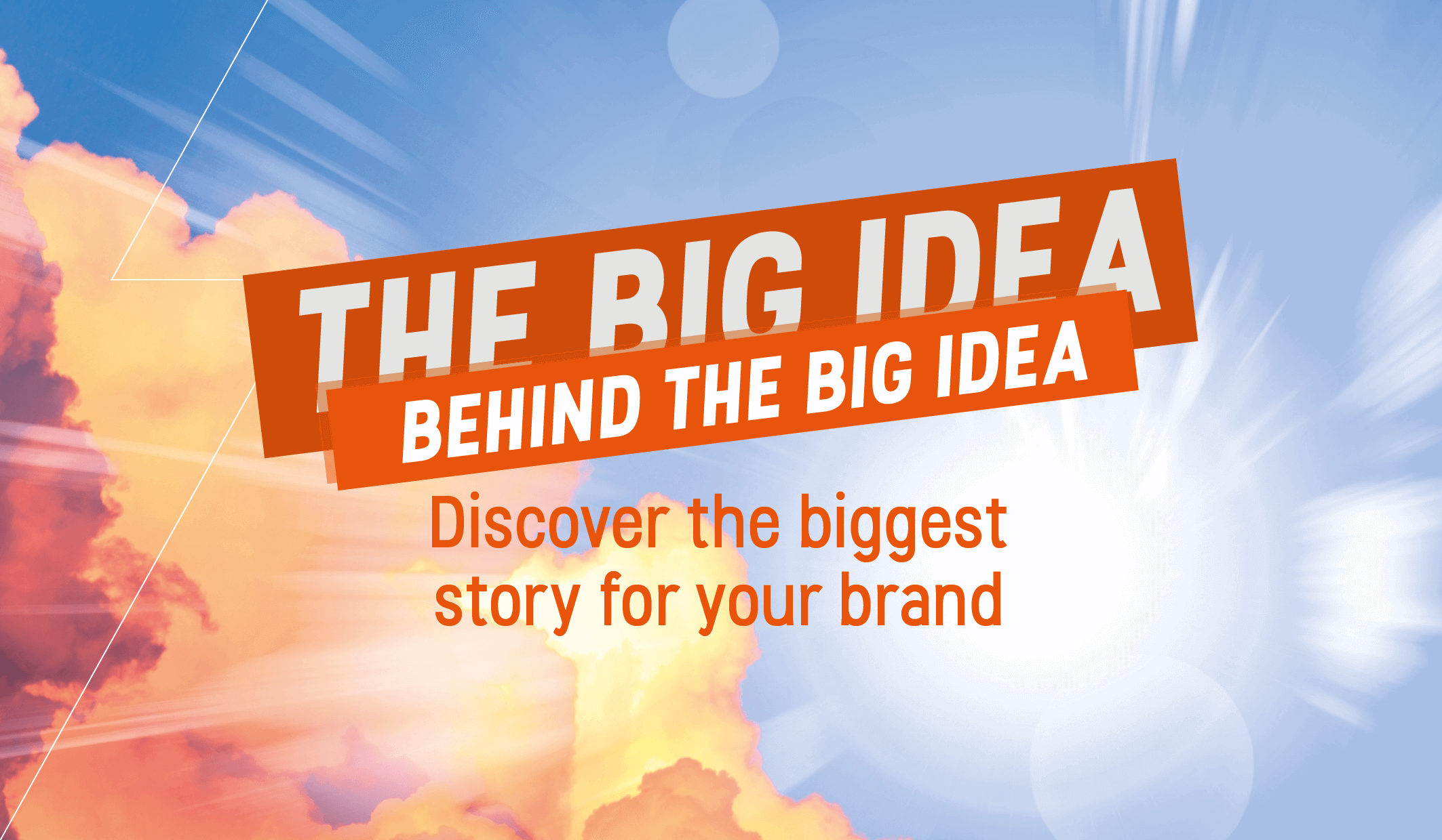 The big idea behind the big idea