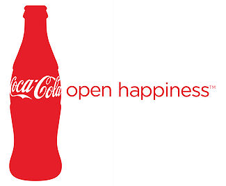 The Coca Cola Company - Open Happiness
