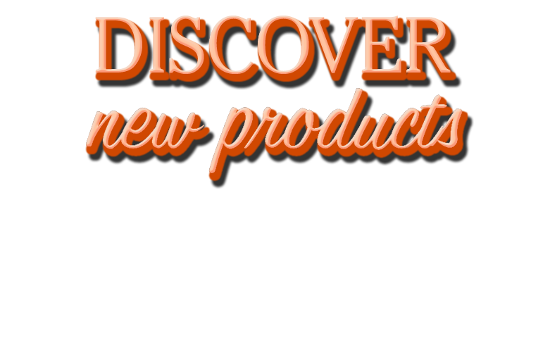 Discover New Products