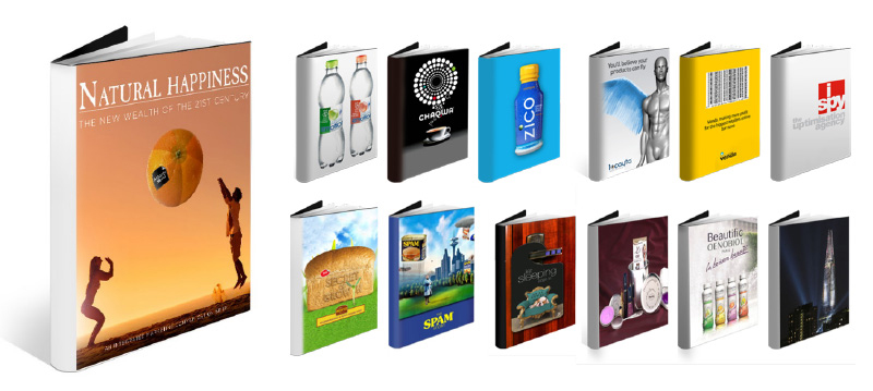 Brand Story Books and Toolkits