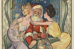 Santa 1902 Puck Cover