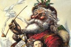 Santa's Portrait  1881