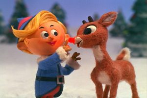 """Rudolph the Red-Nosed Reindeer,"""" the longest-running holiday special in television history, celebrates its 40th anniversary broadcast on Wednesday, December 1, 2004"""